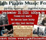 2016 High Plains Music Fest