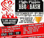 1st Annual IBCA Sanctioned High Plains BBQ Bash